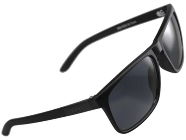 BBB Town PZ PC BSG-56 Sports Glasses, matte black/smoke